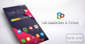 GO Launcher Z Prime VIP v1.16 build 488 [Rus/Android]