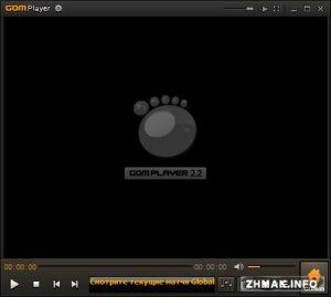 GOM Media Player 2.2.74.5237