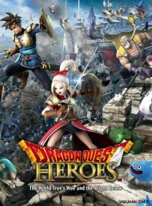 Dragon Quest Heroes: Slime Edition (2015/ENG/MULTi7/RePack от FitGirl)