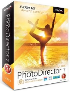 CyberLink PhotoDirector Ultra 7.0.7123.0 + Rus