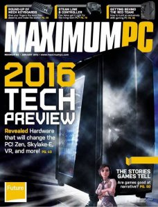 Maximum PC №1 (January 2016)