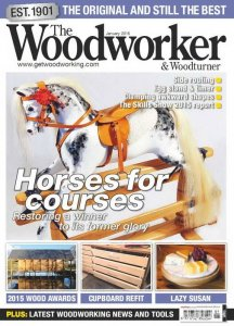 The Woodworker & Woodturner №1 (January 2016)