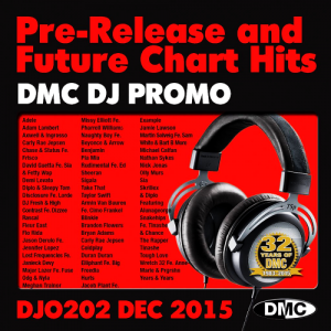 DMC DJ Promo 202 - October December (2015)