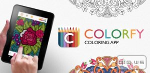 Colorfy PLUS. Coloring Book 1.8.2 (Android)