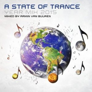 Armin van Buuren - A State of Trance Year Mix 2015 (2015)