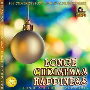 VA - Lounge Christmas Happiness (2015)