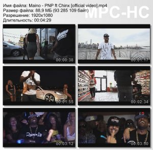 Maino ft. Chinx - PNP