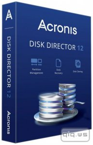 Acronis Disk Director 12.0 Build 3270 Final + BootCD RePack by KpoJIuK (2015/RUS/ENG)