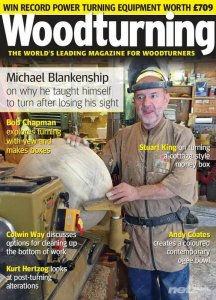 Woodturning №288 (January 2016)