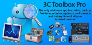 3C Toolbox Pro 1.6.8 (Android)