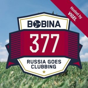Bobina - Russia Goes Clubbing Radio Show 377 (2016-01-02) (Hosted by Vigel)