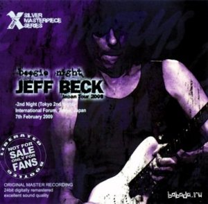 Jeff Beck - Boogie Night (2009)