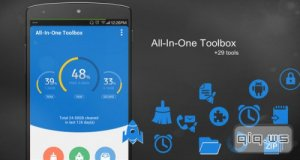 All-In-One Toolbox (Cleaner) Pro 5.3.1 Final + Plugins [Android]
