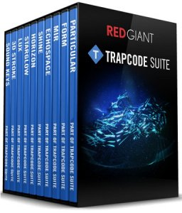 Red Giant Trapcode Suite 13.0.1
