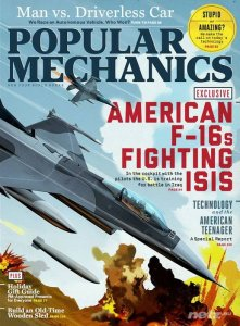 Popular Mechanics №12-1 (December 2015 - January 2016) USA