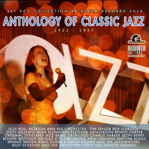 Anthology Of Classic Jazz (2016)