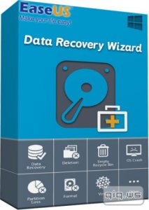 EaseUS Data Recovery Wizard 9.9.0 + Rus