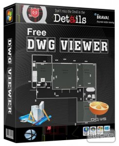 Free DWG Viewer 7.3.0.180