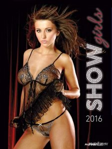 Show Girls. Erotic Calendar 2016