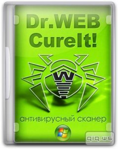 Dr.Web CureIt! 10.0.10 (DC 30.01.2016) Portable [2016/ML/RUS]
