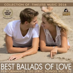 Best Ballads Of Love Vol. 02 (2016)