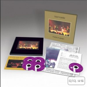 Deep Purple - Made in Japan(CD-1 from 4CD Box Set-FLAC)/ 1972