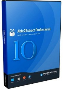 Able2Extract Professional 10.0.6.0 Final