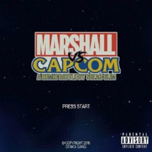 Eminem - Marshall VS. Capcom (2016)