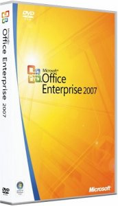 Microsoft Office 2007 Enterprise + Visio Pro + Project Pro SP3 12.0.6743.5000 RePack v.2016.04