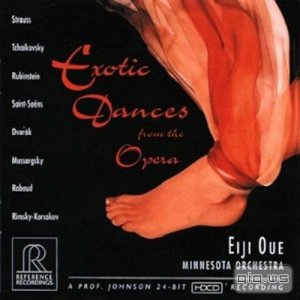 Exotic Dances from the Opera (2009)