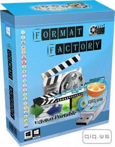 Format Factory 3.9.0 Portable (2016/ML/RUS)