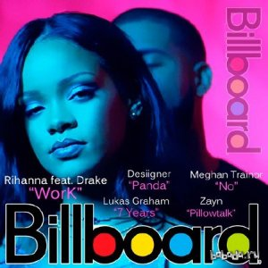 Billboard Hot 100 Singles Chart 30.04.2016 (2016)