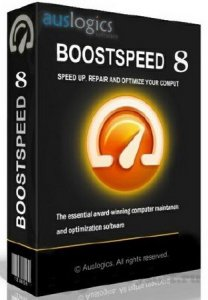 Auslogics BoostSpeed 8.2.1 (DC 10.05.2016) Repack/Portable by Diakov