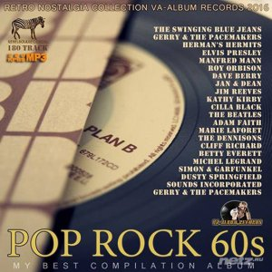 VA - Pop Rock 60s (2016)