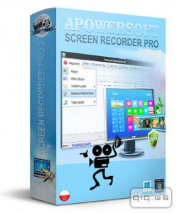 Apowersoft Screen Recorder Pro 2.1.4 + Rus