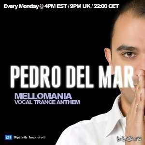 Pedro Del Mar - Mellomania Vocal Trance Anthems 430 (2016-08-08)
