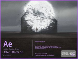 Adobe After Effects CC 2015.3 13.8.1.38 RePack by D!akov