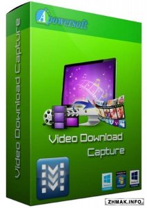 Apowersoft Video Download Capture 6.0.4 (Build 08/09/2016)