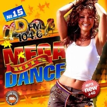 VA - Mega dance hits DFM №15 (2016)