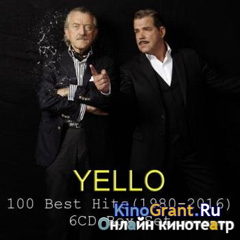 Yello - 100 Best Hits (6CD) (1980-2016) (2016)