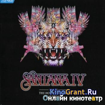Santana - Santana IV Live at the House of Blues Las Vegas 2CD (2016)