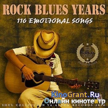 VA - Rock Blues Years (2016)