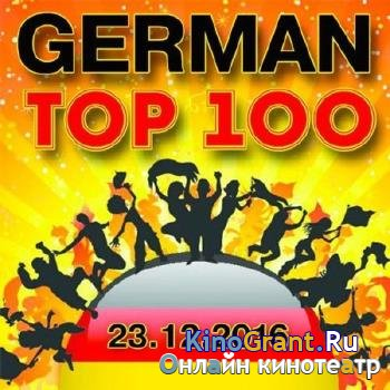 VA - German Top 100 Single Charts 23.12. (2016)
