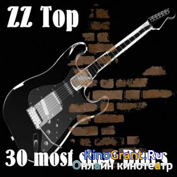 ZZ Top - 30 most slow Blues (2017)