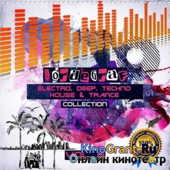 VA - Лучшие хитовые треки в стиле Electro, Deep, Techno House и Trance от LORDEGRAF vol. 9 (2017)