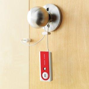 Travel Door Alarm. Туристическая безопасность