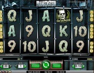 Казино Адмирал или Секрет игры на слоте Frankenstein