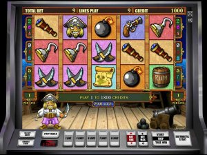 Игровой автомат Pirate в казино Вулкан Платинум