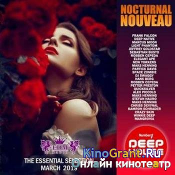 VA - Nocturnal Nouveau: Gold Deep House (2019)