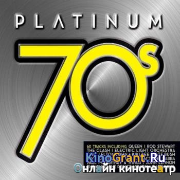 VA - Platinum 70s (Box Set, 3CD) (2020)